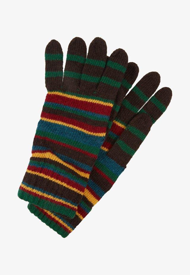 MEN GLOVE - Gloves - multi-coloured