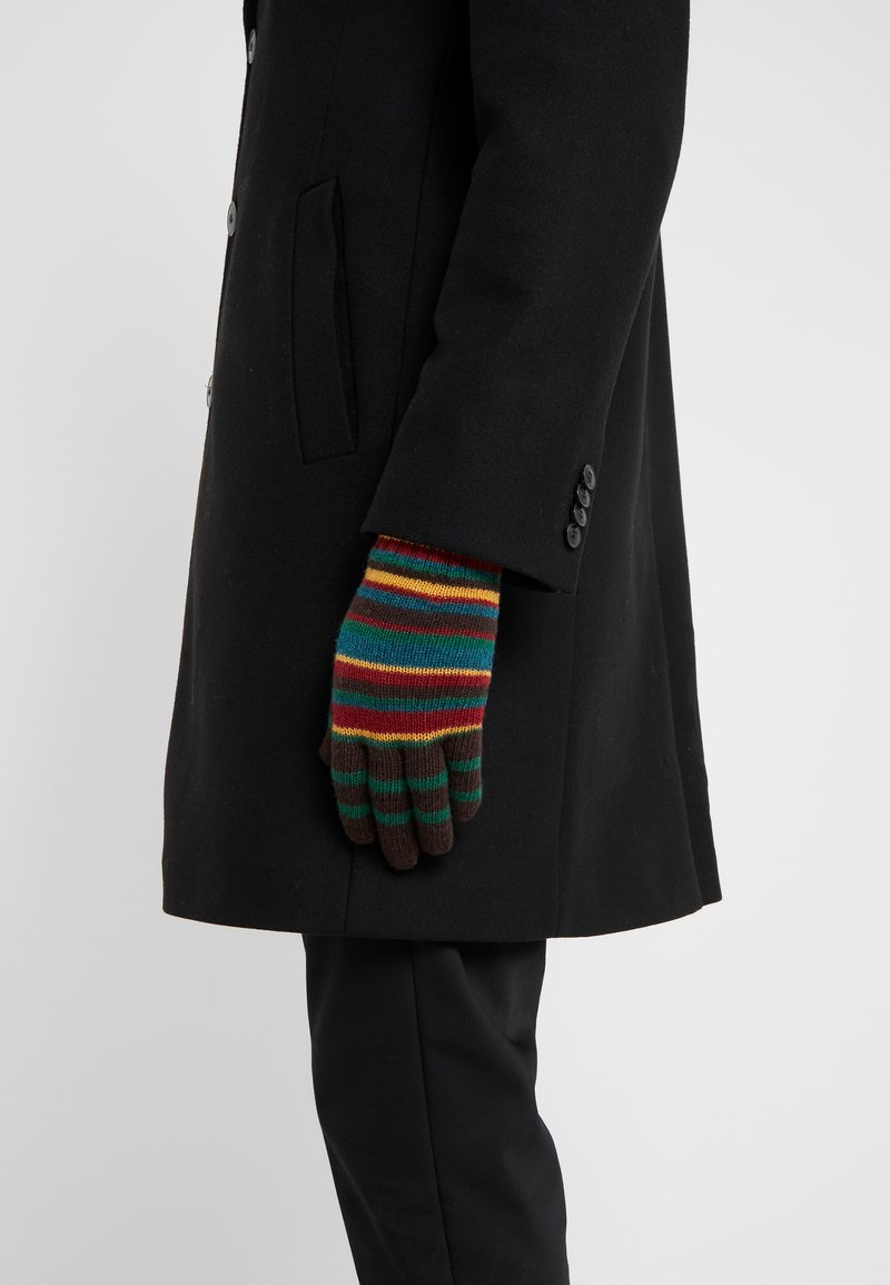 Paul Smith - MEN GLOVE - Handschoenen - multi-coloured