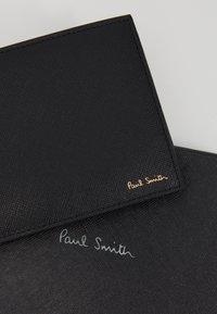 Paul Smith - MEN WALLET COIN MINI - Geldbörse - black - 2