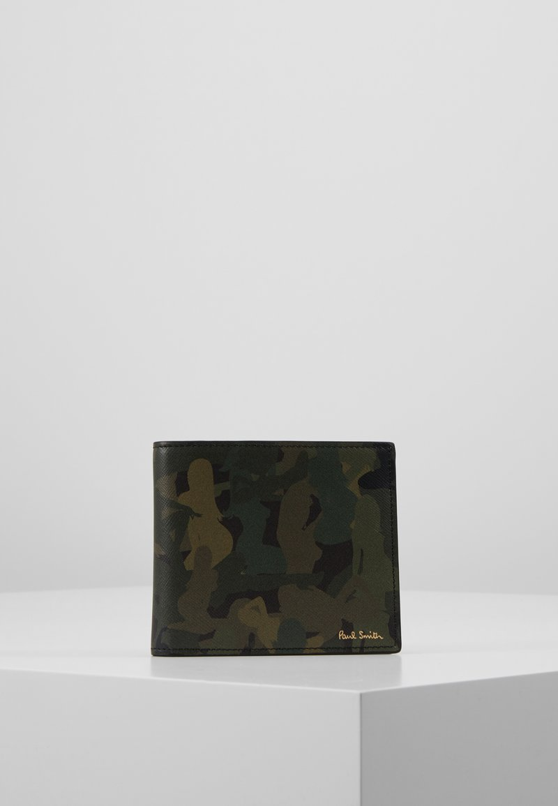 Paul Smith - WALLET COIN NLADY - Portefeuille - green