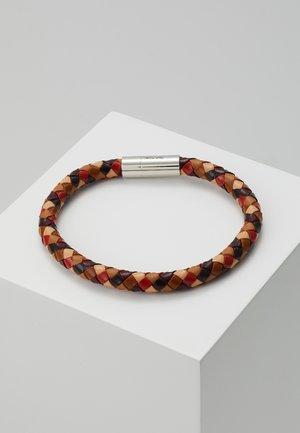 BRACELET PLAIT - Armband - brown