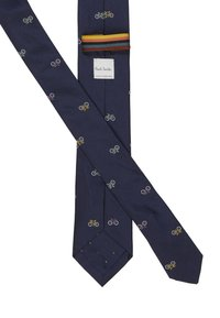Paul Smith - NARROW BIKES - Tie - navy - 2
