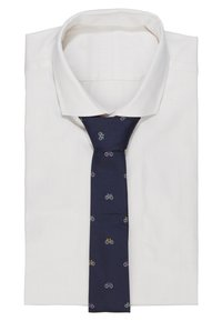 Paul Smith - NARROW BIKES - Tie - navy - 1
