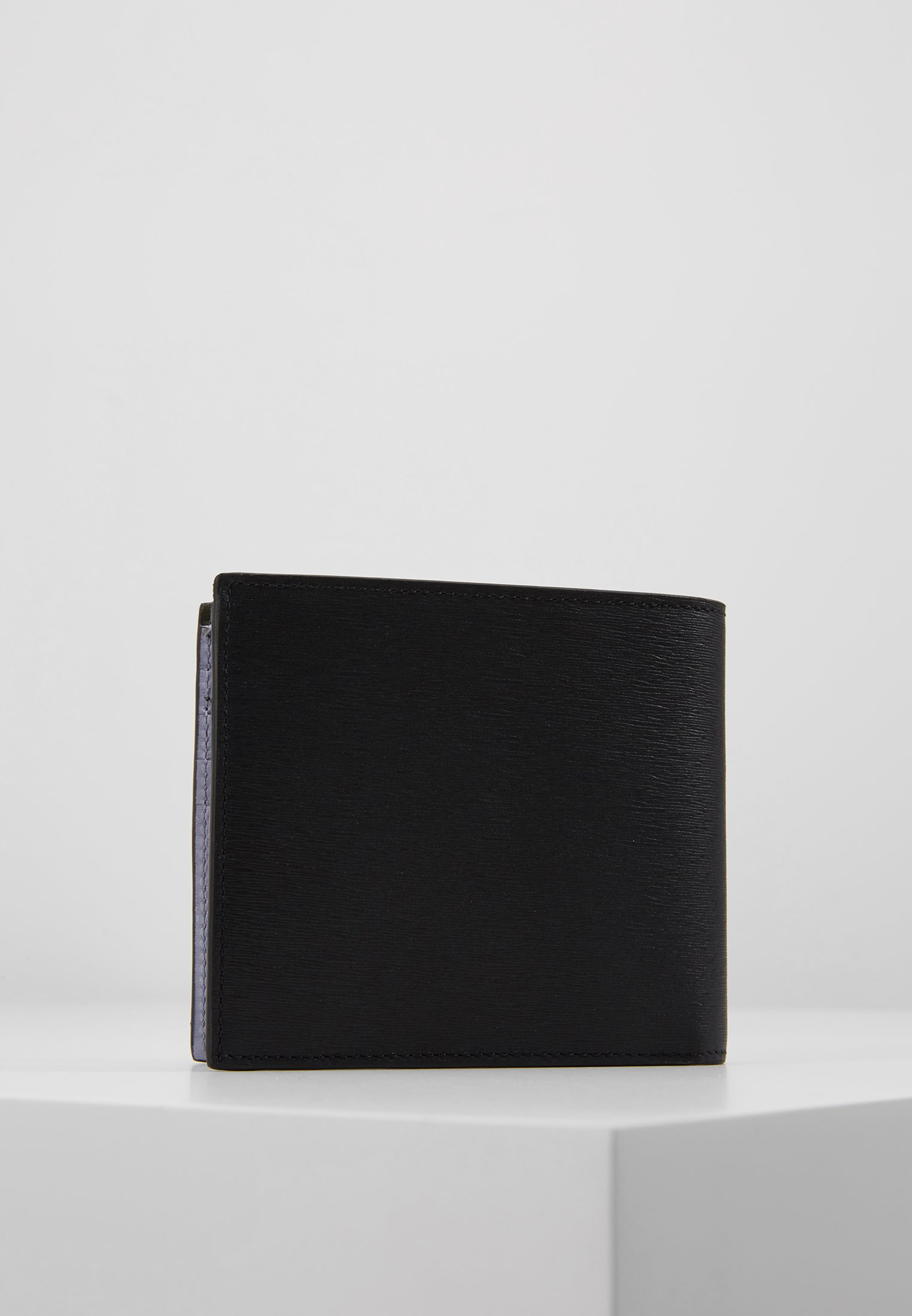 Paul Smith WALLET COIN STRAW - Punge - black