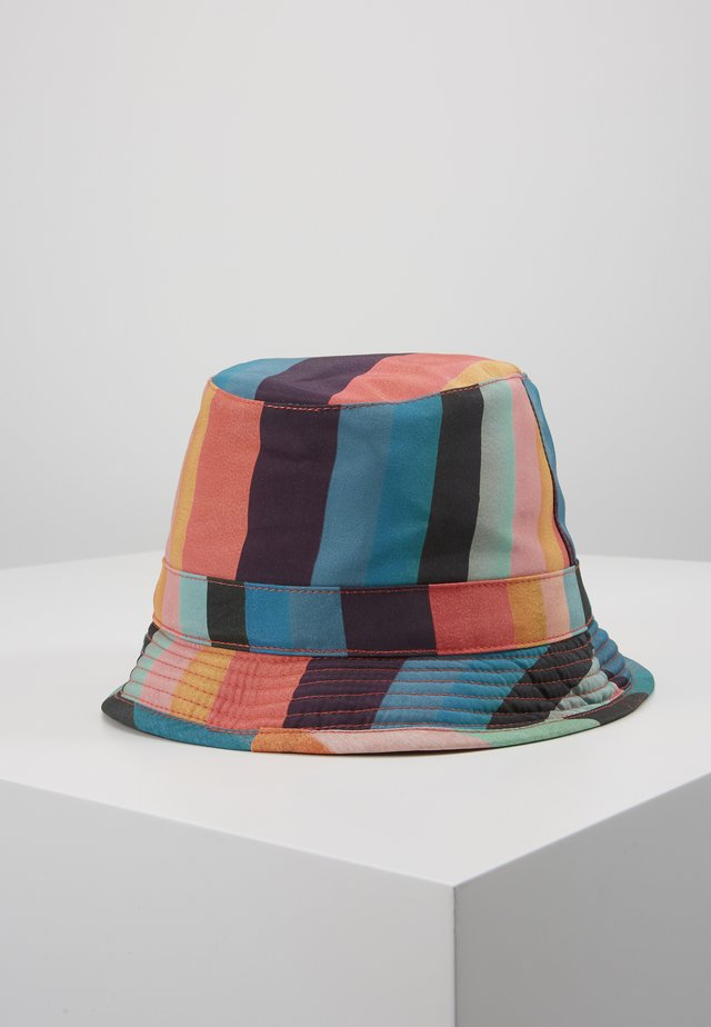 ARTIST HAT - Klobouk - red/multicolor