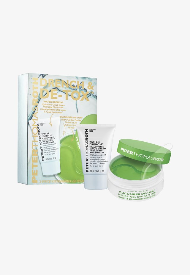DRENCH & DETOX - Skincare set - -