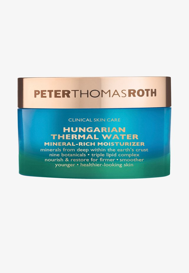 HUNGARIAN THERMAL WATER MINERAL-RICH MOISTURIZER - Hydratatie - -