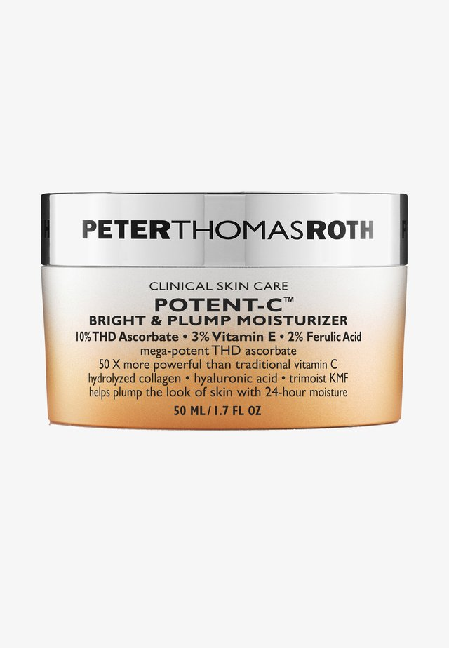 POTENT-C BRIGHT & PLUMP MOISTURIZER - Hydratatie - -