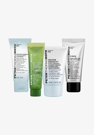 JET SET FACIAL - Skincare set - -