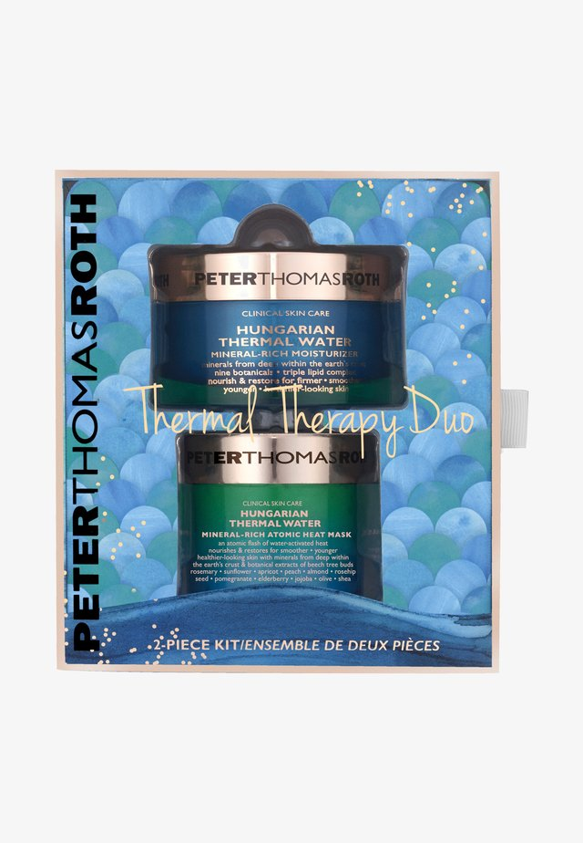 THERMAL THERAPY DUO - Skincare set - -