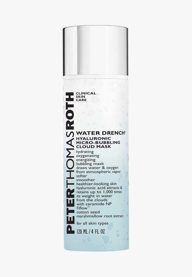 WATER DRENCH™ HYALURONIC MICRO-BUBBLING CLOUD MASK - Masker - -