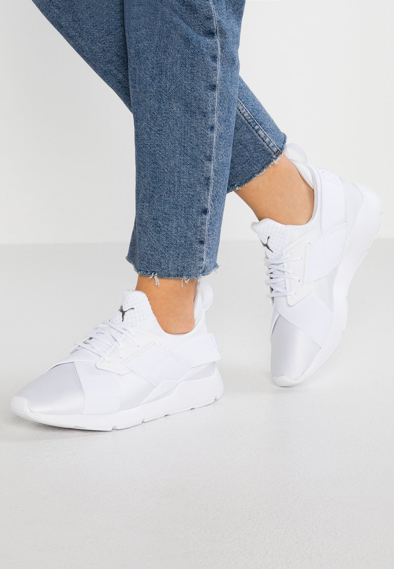 Puma - MUSE - Sneaker low - white