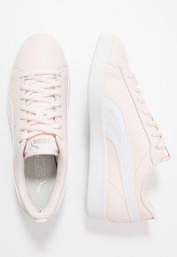 Puma - SMASH - Baskets basses - rosewater/white/silver - 3