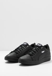 Puma - SMASH - Baskets basses - black - 4