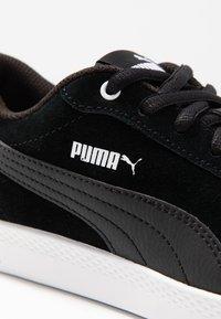 Puma - SMASH - Baskets basses - black - 2