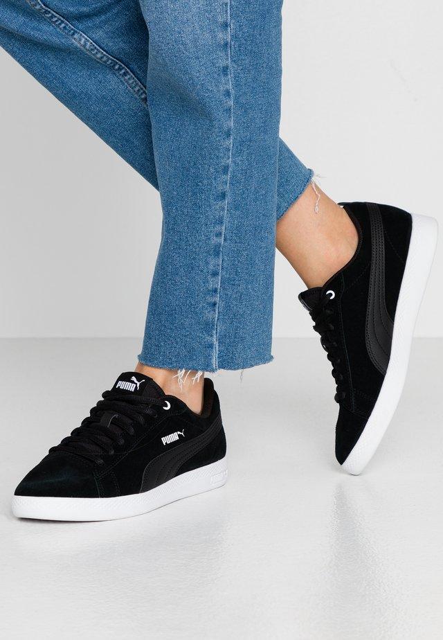 SMASH - Sneakers basse - black