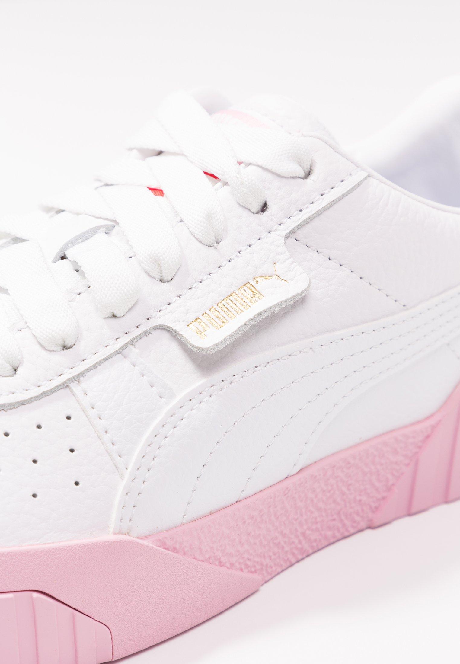 CALI Sneakers basse whitepale pink