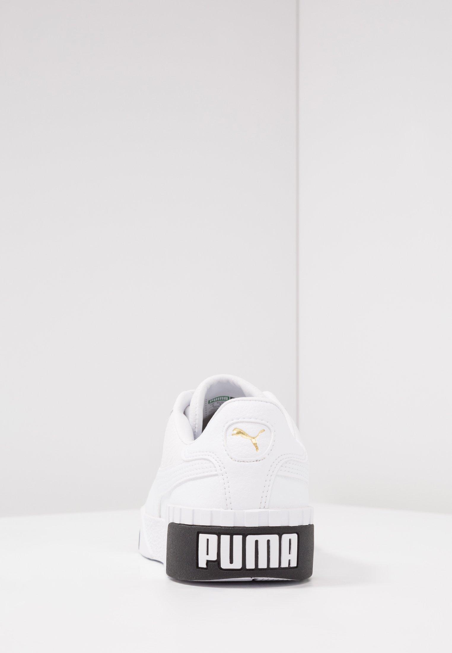 CALI - Sneaker low - white/black
