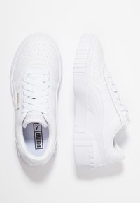 Puma - CALI - Sneaker low - white - 3