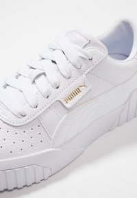 Puma - CALI - Sneaker low - white - 2