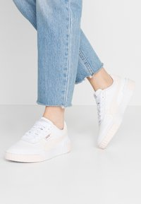 Puma - CALI - Baskets basses - white/rosewater - 0