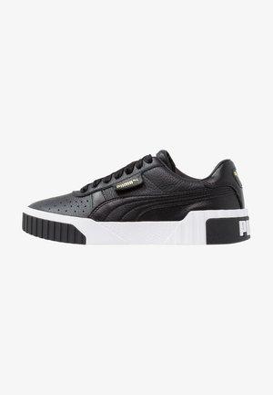 CALI - Sneakersy niskie - black/white