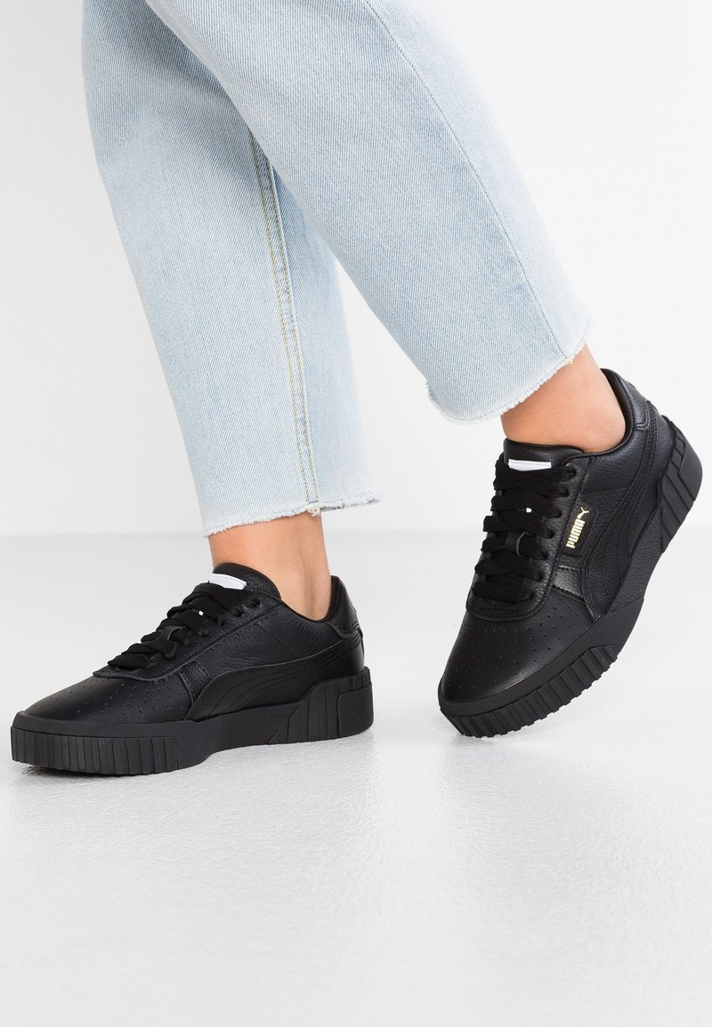Puma - CALI - Trainers - black