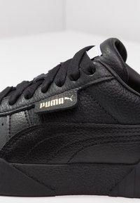 Puma - CALI - Trainers - black - 2