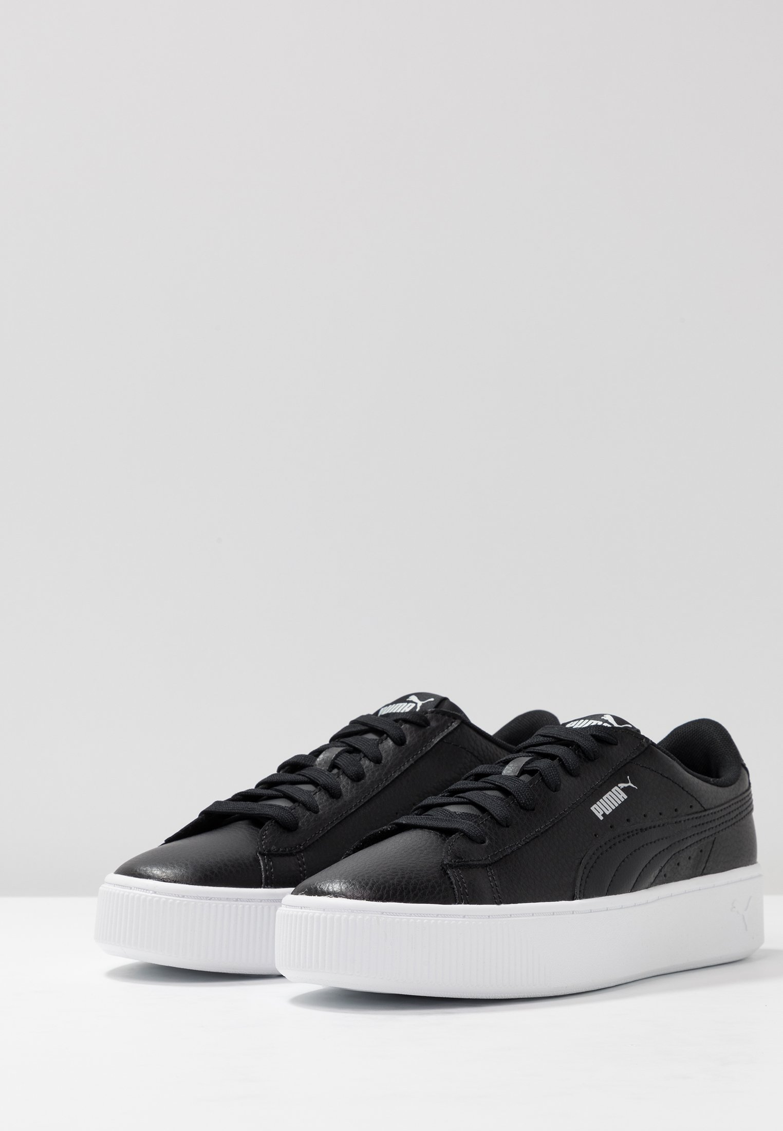 Puma Vikky Stacked - Joggesko Black