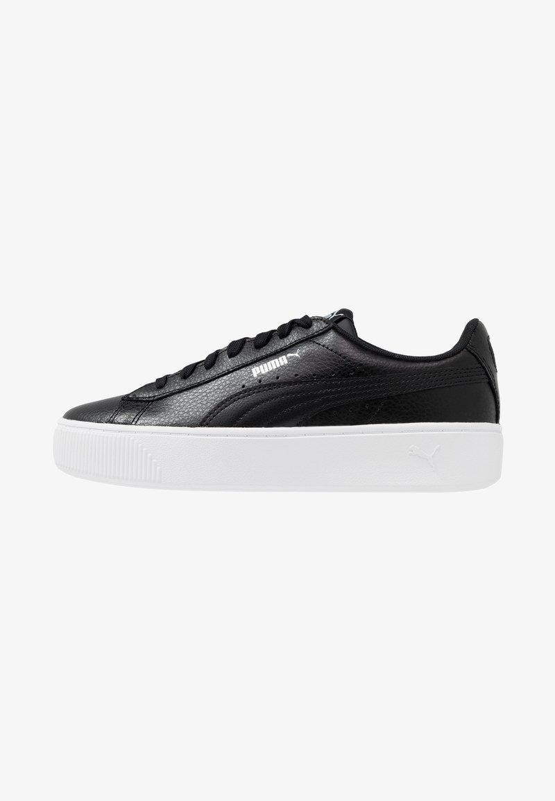 Puma - VIKKY STACKED - Sneakers - black