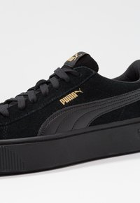 Puma - VIKKY STACKED - Sneakers basse - black - 2