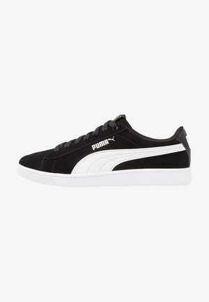 VIKKY - Trainers - black/white/silver