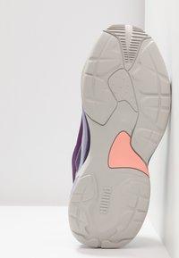 Puma - THUNDER FASHION - Sneakersy niskie - sweet lavender/bright peach - 8