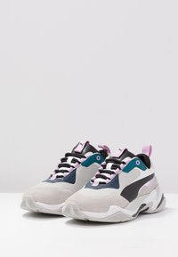 Puma - THUNDER RIVE DROITE - Sneakers - deep lagoon/orchid bloom - 4