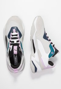 Puma - THUNDER RIVE DROITE - Sneakers - deep lagoon/orchid bloom - 3