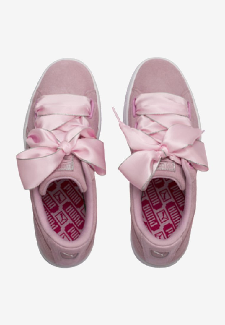HEART GALAXY Baskets basses pink