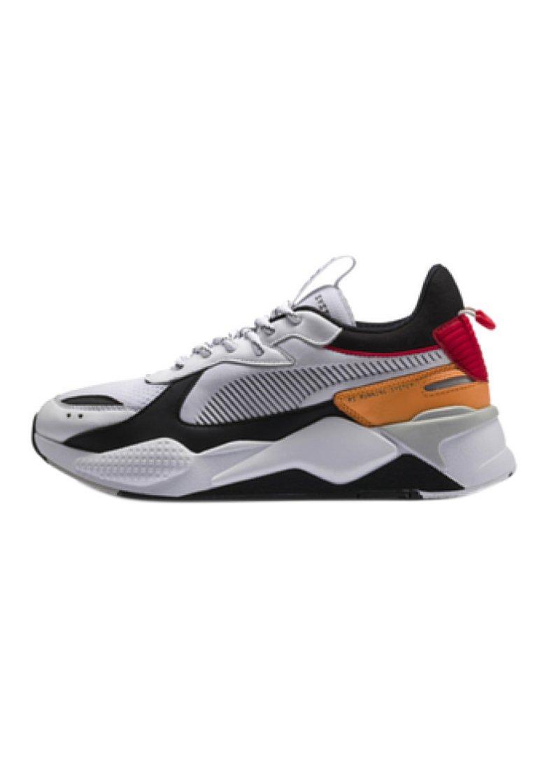 RS X TRACKS - Sneakers laag - white/ black
