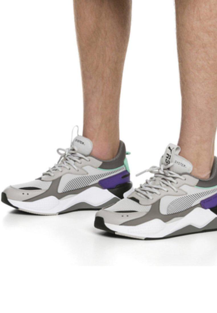 Puma - RS X TRACKS - Baskets basses - grey