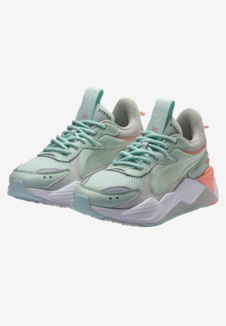 RS X TRACKS - Sneakers laag - grey