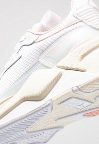 Puma - RS X TEC - Zapatillas - white/peach bud - 2
