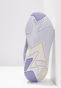 Puma - RS X TEC - Baskets basses - white/sweet lavender - 6