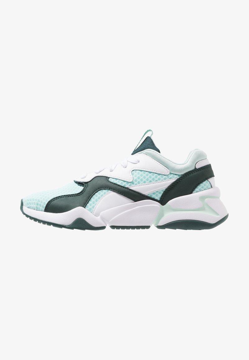 Puma - NOVA 90'S BLOC - Sneaker low - fair aqua/ponderosa pine