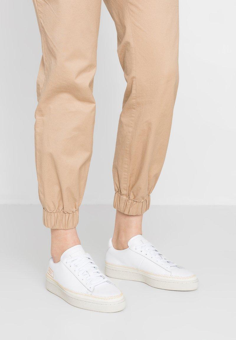 Puma - Skateschoenen - white/marshmallow