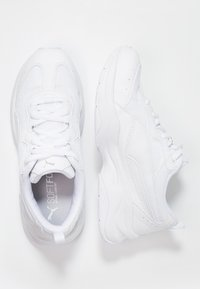 Puma - CILIA - Sneaker low - white - 3