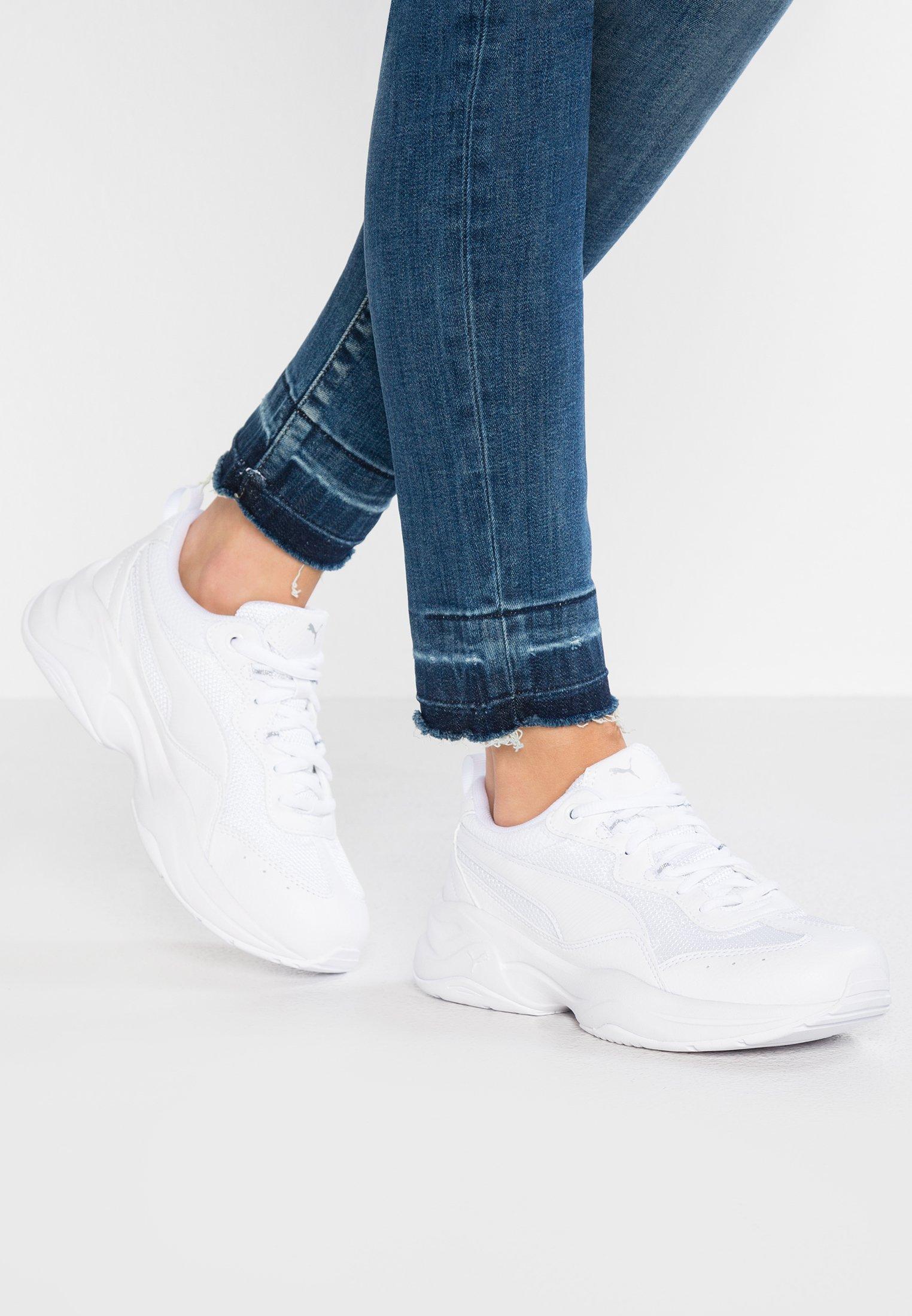 CILIA - Sneakers laag - white