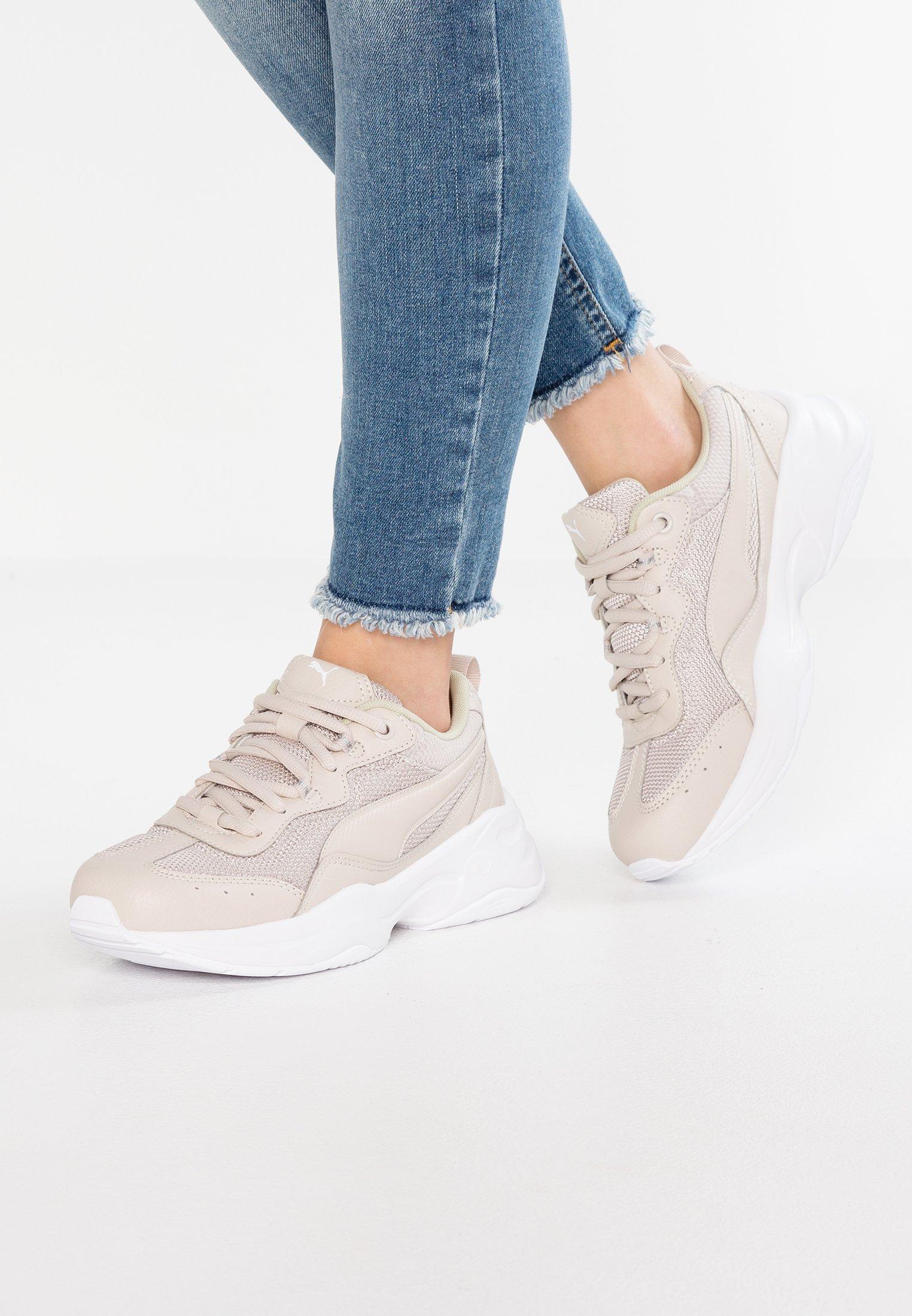 CILIA - Sneakers laag - beige