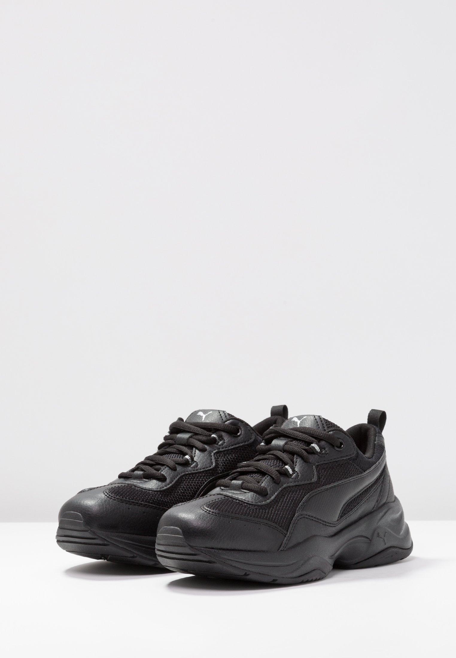 CILIA - Sneakers laag - black