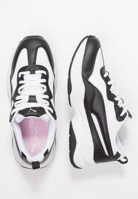 Puma - CILIA - Trainers - black/white - 3