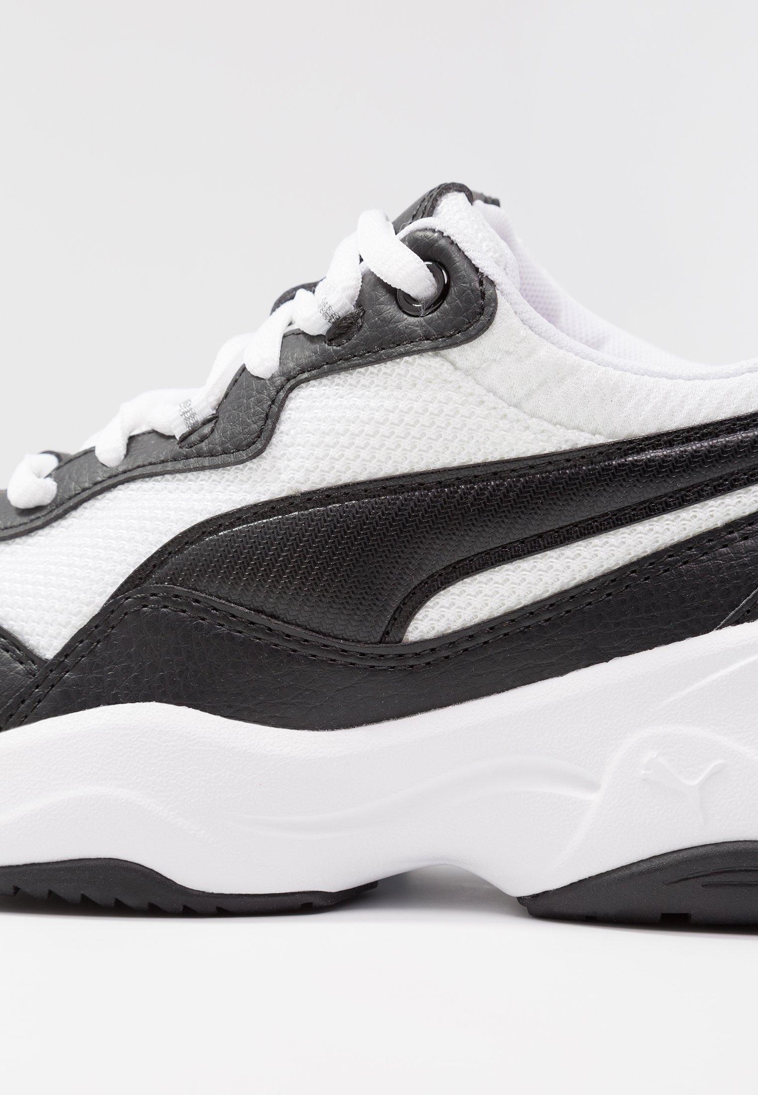 white Black CiliaBaskets Puma Puma CiliaBaskets Black white Puma Basses Basses zVpSUM