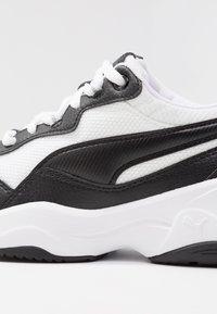 Puma - CILIA - Tenisky - black/white - 2